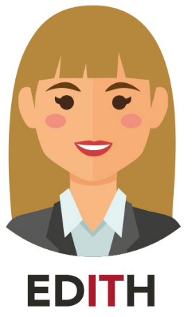 Edith - The Edge IT Help desk icon